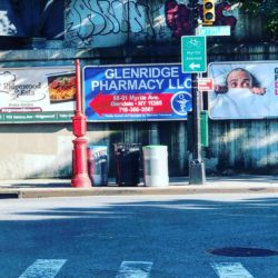 Glenridge pharmacy 11385 billboard fresh pond rd and myrtle ave